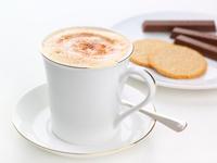 калорийность кофе с молоком без сахара