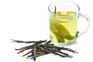 свойства китайского чая кудин,
