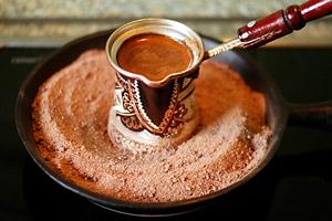 как правильно варить кофе по-восточному в турке дома