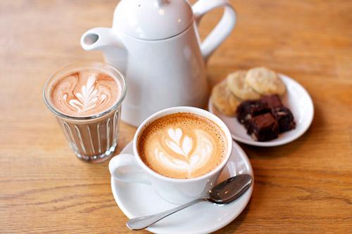 Раф-кофе: история появления, рецепты приготовления