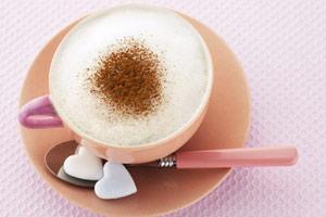 рецепт ванильного капучино в домашних условиях