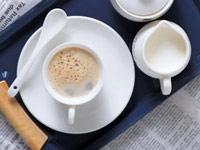 сколько калорий в кофе с молоком без сахара