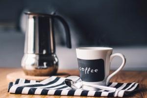 Гейзерная кофеварка для индукционной плиты фото 3