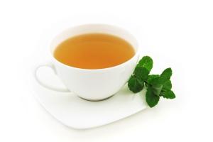 чай с мятой на поздних сроках беременности