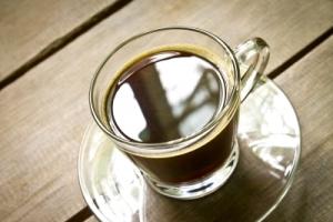 как пить кофе американо