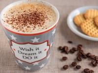 какова калорийность кофе с молоком без сахара
