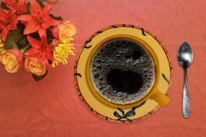 рецепт приготовления шоколадного кофе американо