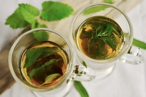 польза чая с мятой для женщин и детей
