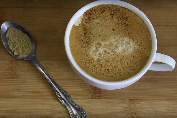 Египетский кофе с кардамоном
