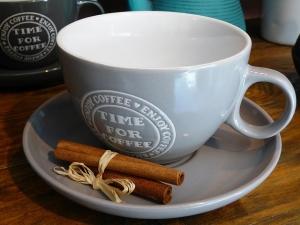 рецепт приготовления кофе с корицей и солью
