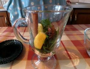 марокканский чай с бадьяном
