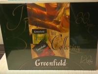 Ассортимент чая Гринфилд