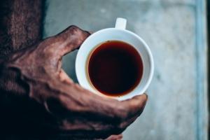 Красный байховый чай