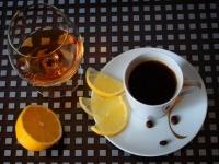 Рецепты приготовления кофе с коньяком
