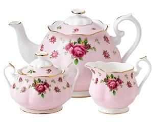 Чайный сервиз Royal Albert New Country Roses Pink