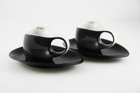 Набор для кофе Weimar Porzellan Colani на 2 персоны