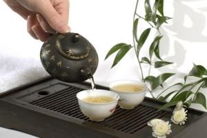 Как заваривать и пить бирюзовый чай