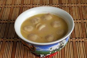 Банштай цай (чай с пельменями)