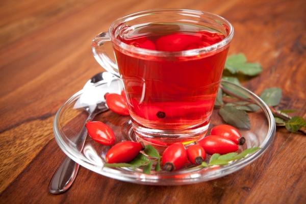 Лечебные свойства и противопоказания чая из шиповника, применение