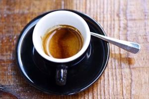 Виды кофейных напитков: ристретто