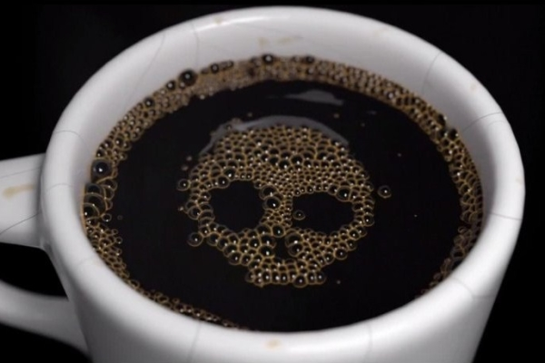 Симптомы передозировки кофеином от чая и кофе